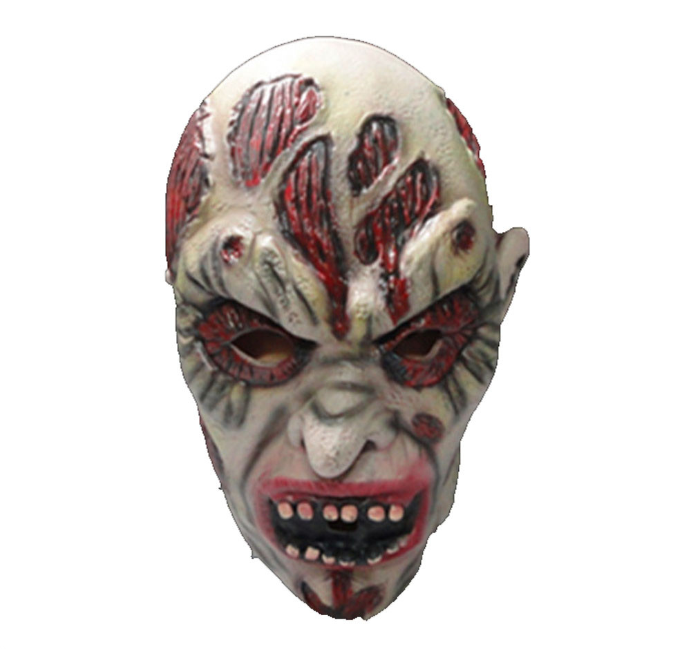 2017 Wholesale Halloween Mask Cosplay Costumes For Party Bloody ...