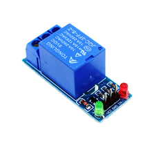 Free Shipping 5V low level trigger One 1 Channel Relay Module interface Board Shield For PIC AVR DSP ARM MCU Arduino