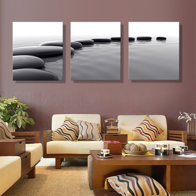 Art cailloux d finition photos impressions sur toile for Decoration maison aliexpress