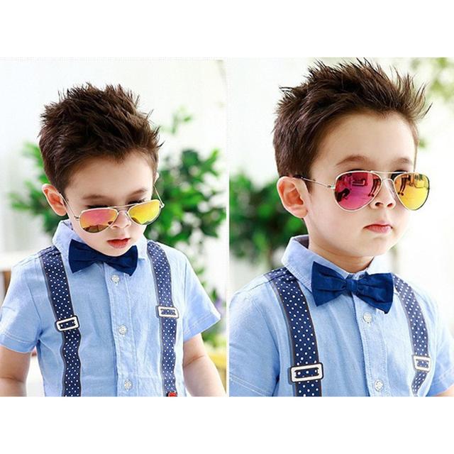 Мода Hot Новый Дизайн Дети Детские Солнцезащитные Очки Высокого Качества 100% УФ-Защитой Очки Для Детей Новорожденных Девочек Мальчиков Z1