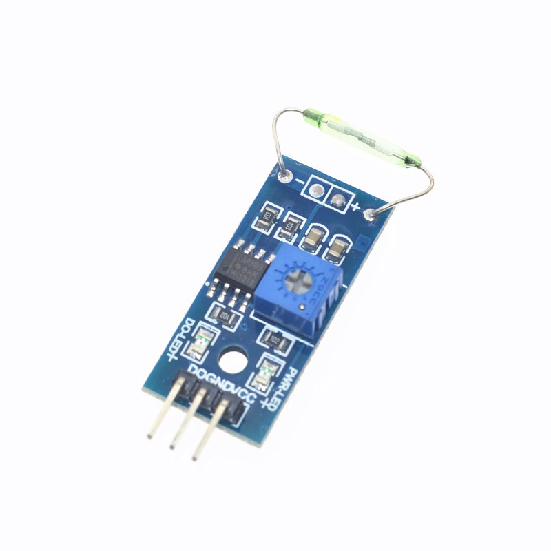 Reed sensor module magnetron switch magswitch
