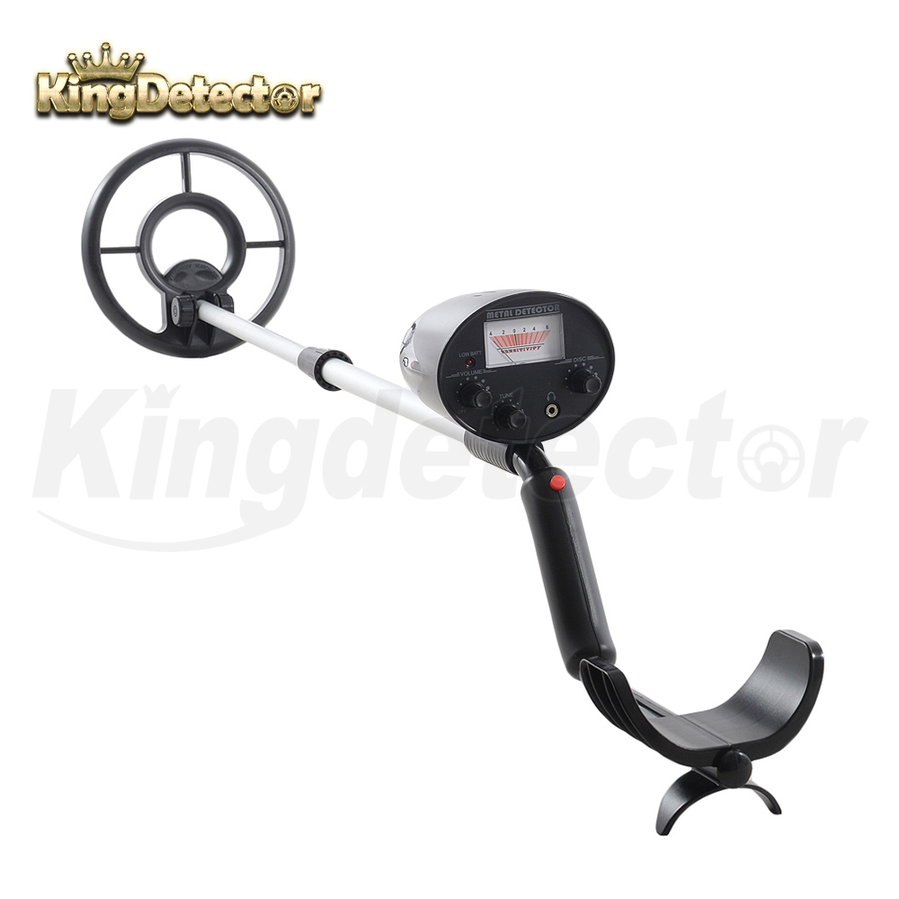 KingDetector MD-3007B Underground Metal Detector Hollow Search Coil Outdoor Activity Security Check Underground Detection MD3007