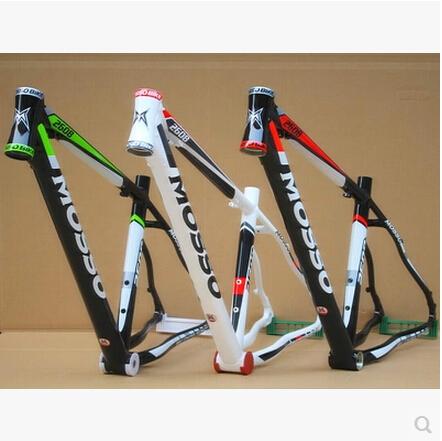 Free shipping promotion MTB bike saddle road bike seat post bicycle pedal 7005 aluminum alloy mountain bike frame(China (Mainland))