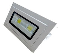 square 40W COB led downlights,  rotate the angle AC85-265V(China (Mainland))