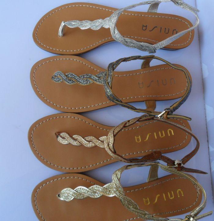 Brilliant Women Flat Sandals Collection 2013 1