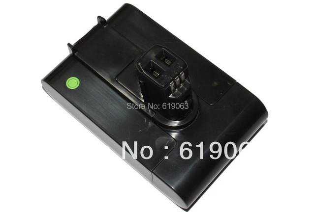 Free Shipping 22.2v 1500mAh Li-ion Battery for Dyson DC31 DC34 DC35 Vacuum Cleaner