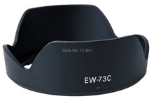 Camera Accessories EW 73C EW-73C Lens Hood Shade for Canon EF-S 10-18mm f/4.5-5.6 IS STM Free Shipping