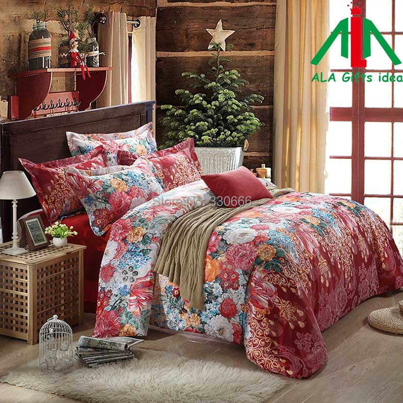 stars hotels use bedding set wedding decoration christmas decaration - ALA Gifts Idea store