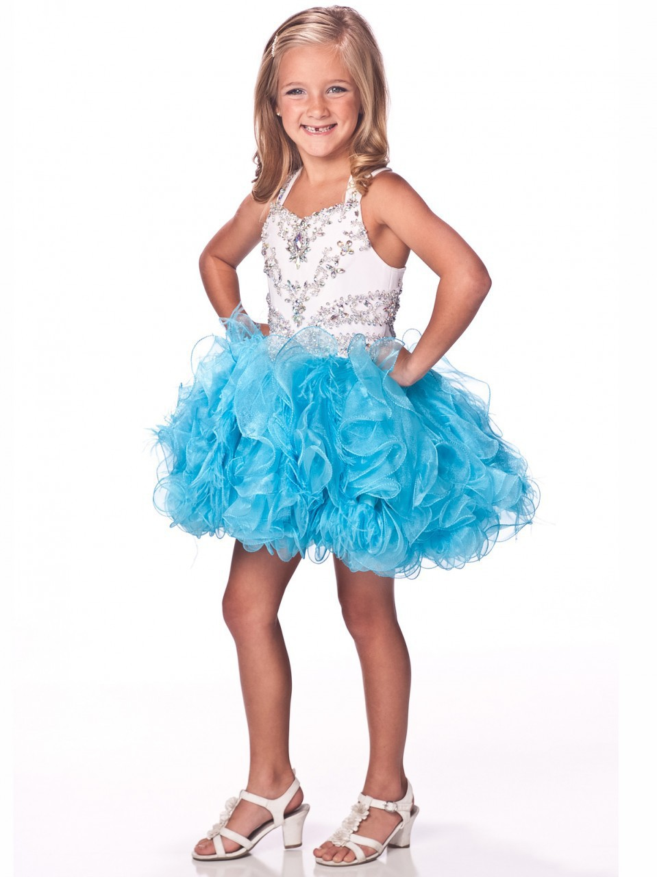 Kids Short Dresses
