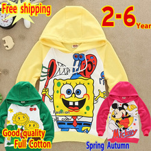 free shipping new 2015   Casual comfortable children's clothing long-sleeve popular pullover sweatshirt children's clothing(China (Mainland))