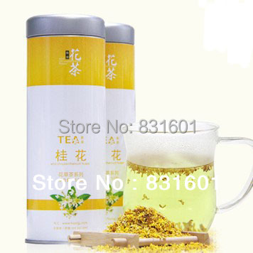 Гаджет  Free shipping gift package health natural great fragrance Osmanthus Flower tea None Еда