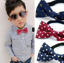 The boy Polka Dot tie