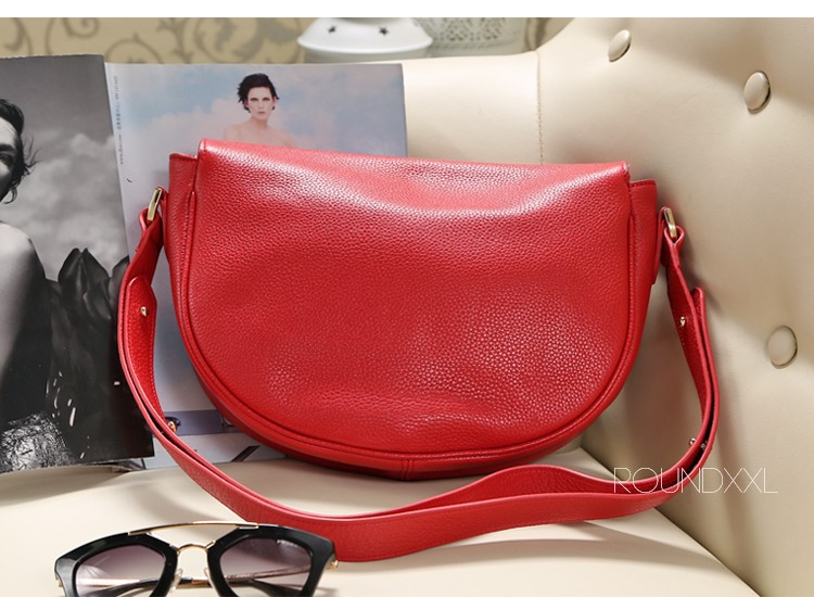 Free Shipping Genuine Imported Cowhide Leather Women's Horseshoe