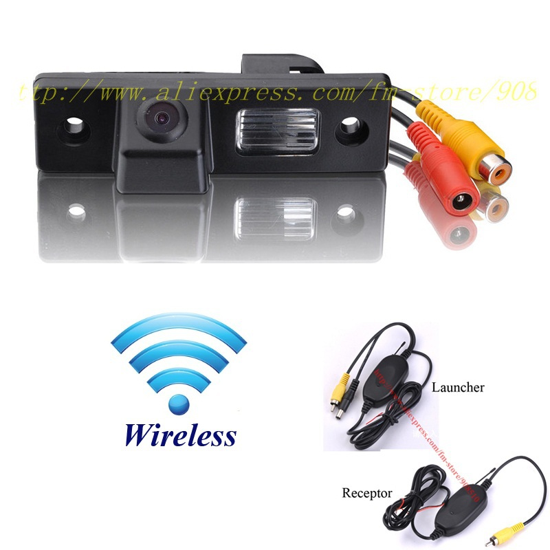 DIY waterproof wireless/no wire wifi car/auto/vehicle backup rear view/rearview reverse camera/camara/kamera for chevrolet epica<br>