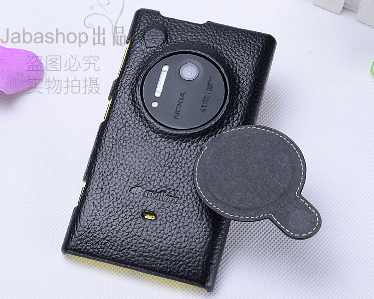 newest popular design brand business protection cover for nokia lumia 1020 housing Turn down flip leather phone case.wholesales.(China (Mainland))
