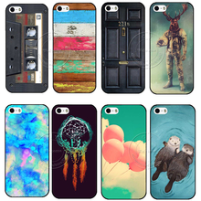 New Fashion Painted Design Luxury Hard Case Cover For Apple iPhone 5 5G 5S Free Shipping Shell Wholesale(China (Mainland))