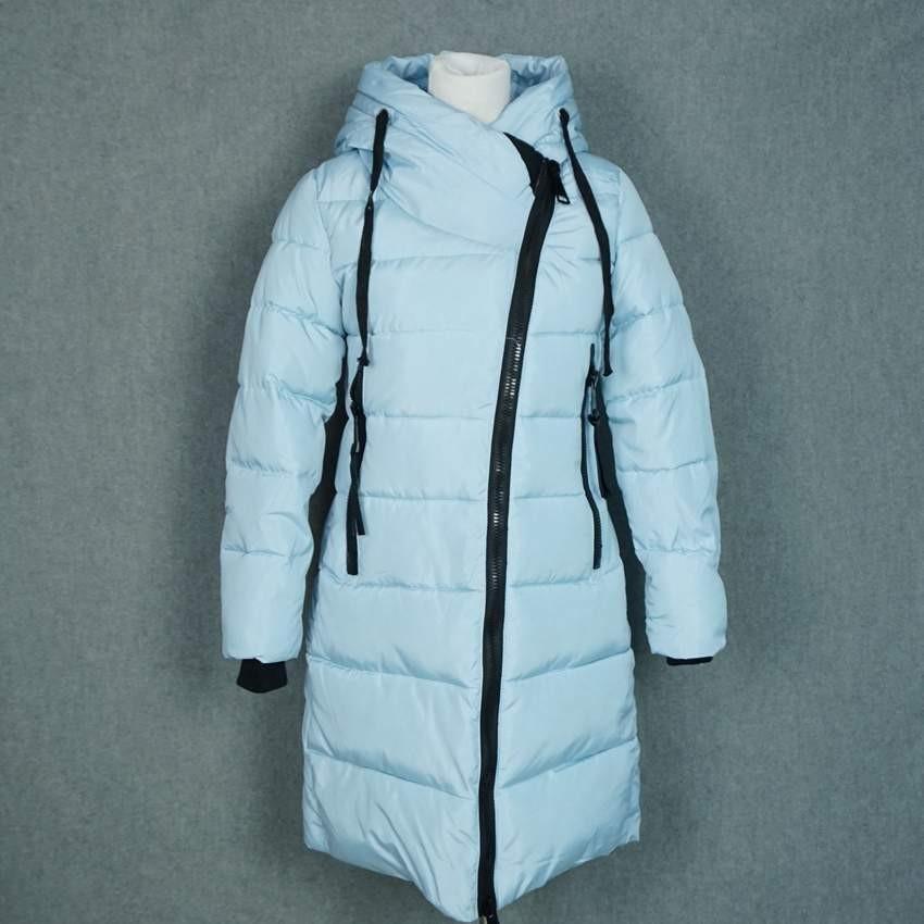 Скидки на Новый 2016 Осень Зима парки С Капюшоном Утолщение Куртка Женщин Теплый Верхняя Одежда Твердые Длинное Пальто XZM164