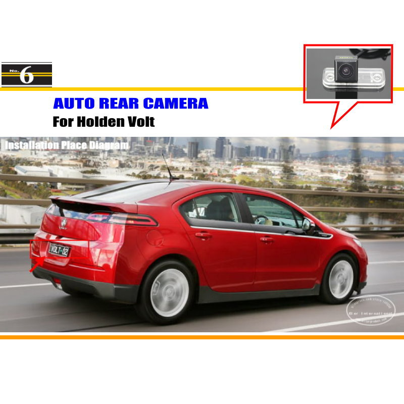 For Holden Combo / Volt - Car Rear View Camera / Back Up Reverse Parking Camera / HD CCD NTSC Rearview(China (Mainland))