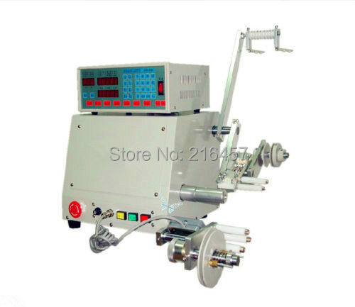 New Computer CNC Automatic Coil Winder Winding Machine for 0.03-1.2mm wire(China (Mainland))