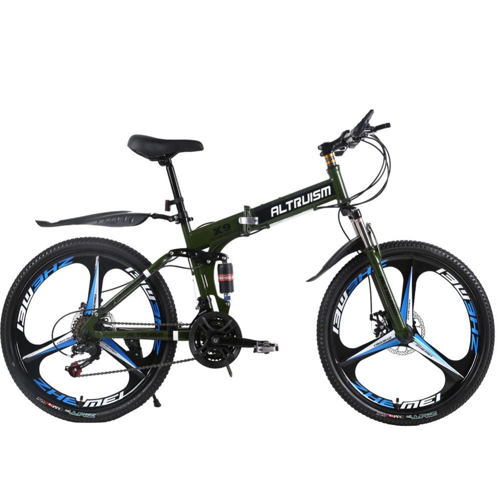 """Altruism X9 Pro 26"""" 21 Speed Women'S Mountain Bike Cycling Road Bicycle Double Disc Brake Men & Men Cycling(China (Mainland))"""
