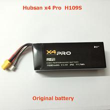 (In Stock) Original Hubsan X4 PRO Battery (H109S Battery )11.1V 7000mAh battery Free shipping