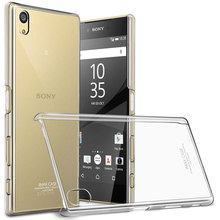 Buy Original IMAK Clear Crystal Silicone Case Sony Xperia Z5 Premium Case Wearable Hard Case Sony Xperia Z5+ Z5Premium for $3.99 in AliExpress store