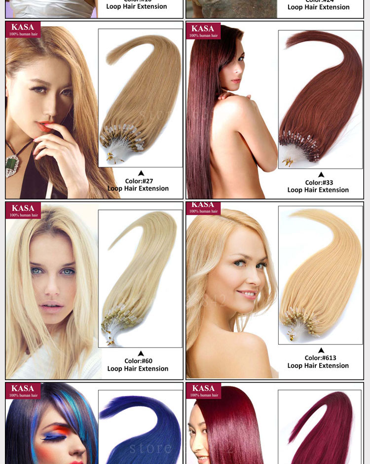 Wholesale micro loop ring blended halo hair extensions 18inches 01 021 03 01 02 03 04 pmusecretfo Gallery