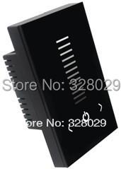 Led Dimmer Touch panel LED Dimmer AC 90-240V High Voltage Input 110V US 220V EU Output Dimmer Controller TM11U Free Shipping(China (Mainland))