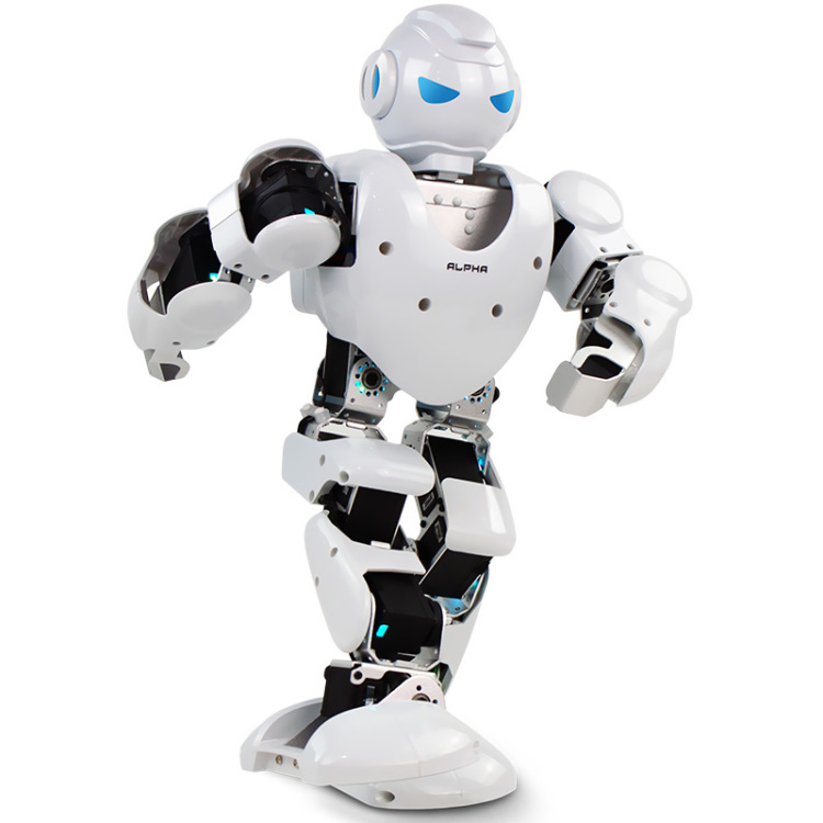 free shipping intelligent humanoid robot gait generation of the world's first white for children gift(China (Mainland))