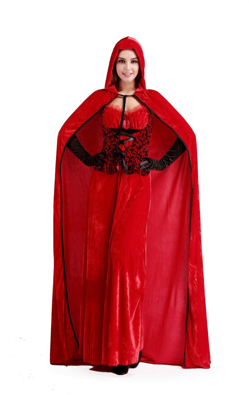 Vampire Costumes Womens