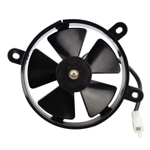 GOOFIT Small Fan for 200cc-250cc Water-cooled ATV Dirt Bike & Go Kart F038-015(China (Mainland))