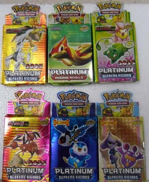 Hot Sale New brand trading card Games- Pokemon card,playing cards,poker card