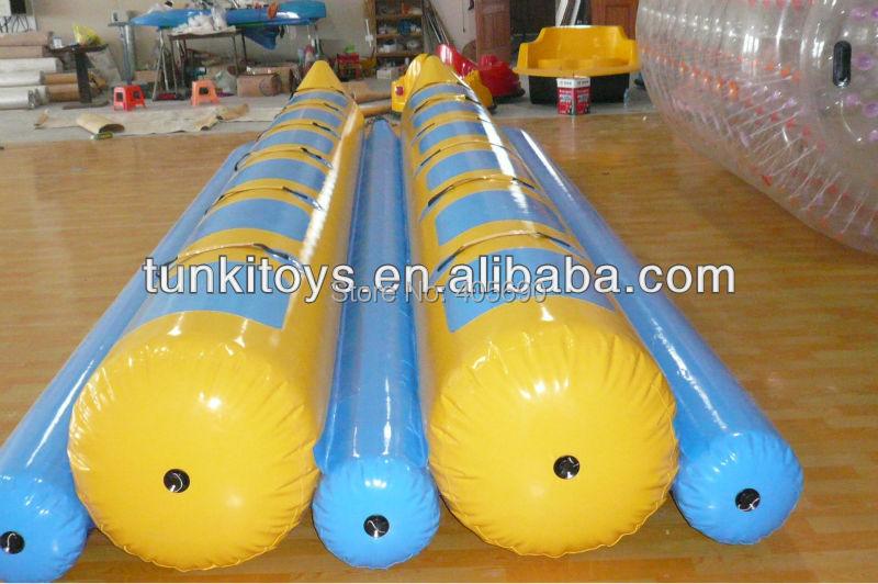 water fun inflatable banana boat(China (Mainland))