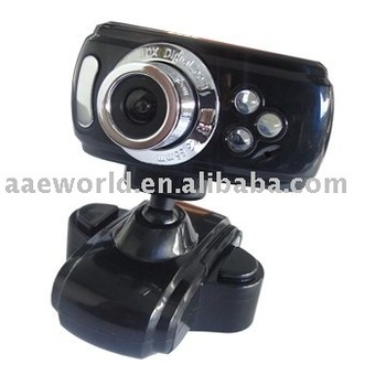 webcam,pc webcam,web cam,pc camera,latest webcam,computer accessory,driveless ,hot sale,with 3 LED lights ,fashion design,Y13