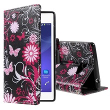 Buy Sony Xperia M2 Case Callfree PU Leather Protective Case Sony Xperia M2 D2303 D2305 / M2 Dual D2302 Cover Phone Capa Bag for $2.76 in AliExpress store