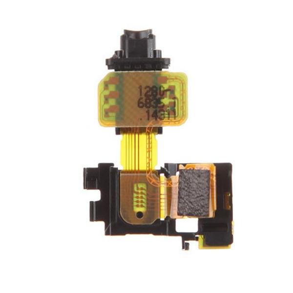 Для sony разъём для наушников + лёгкие датчик гибкий кабель для sony xperia z3