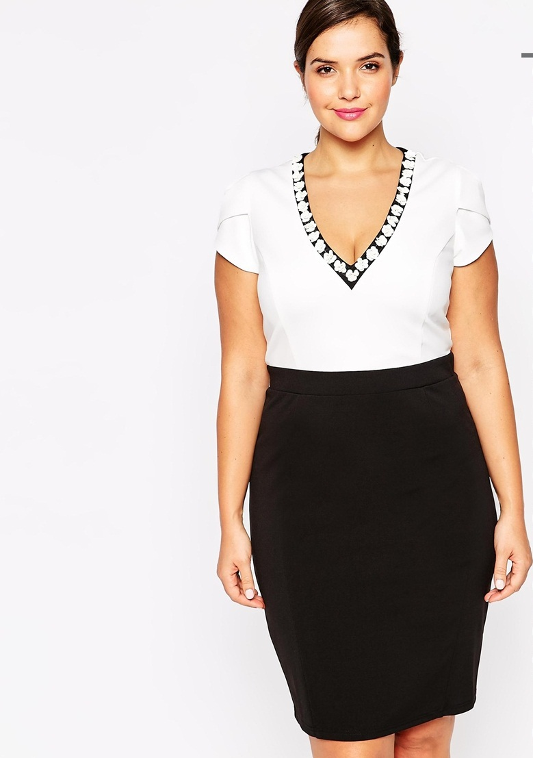 Plus Size Work Dresses Cheap All Pictures Top