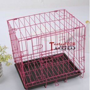 Folding Rabbit Cages E-Crates Bunny House Pet Room Pet Cage Cat Cage Rabbit Cage Folding E-Crate w/ Free Crate Pan Tray(China (Mainland))