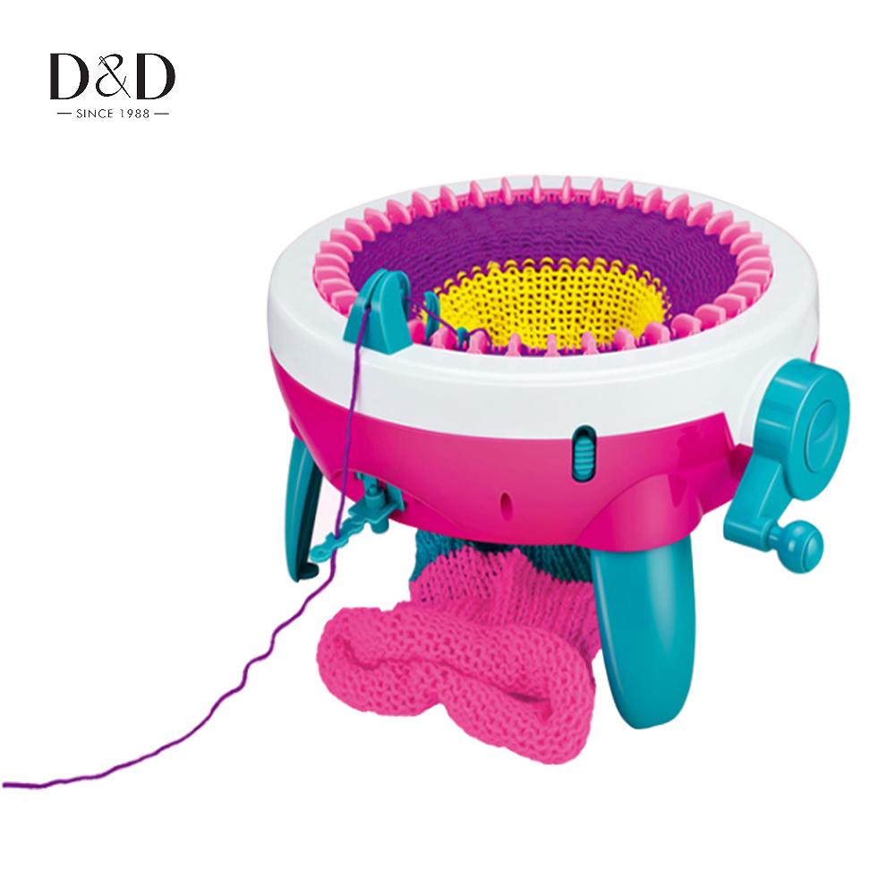 easy knitting machine