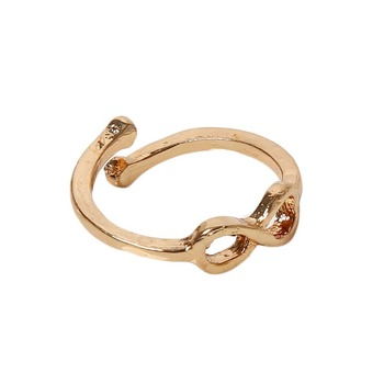 Fashion Number 8 Infinity Symbol Foot Ring Endless Love Symbol Rings For Women RING-0291