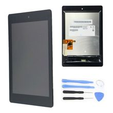 For Acer Iconia Tab A1 A1-810 LCD display touch screen with digitizer assembly Black (China (Mainland))