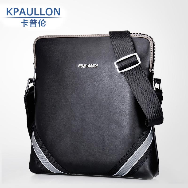 Caplen man single shoulder bag Mens leather cowhide inclined shoulder bag Leisure fashion men pack the bags<br><br>Aliexpress