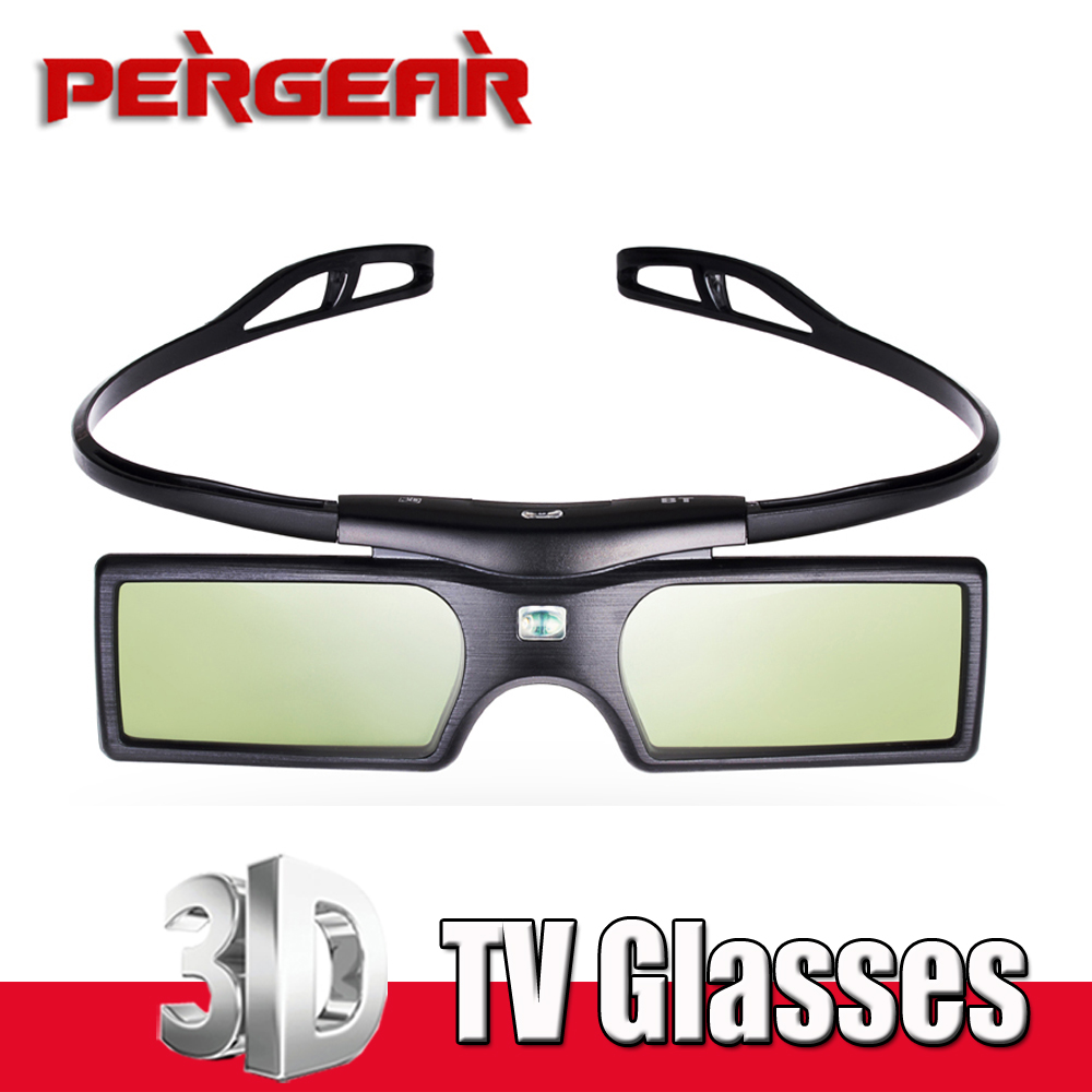 New Original Bluetooth 3D Glasses Active Shutter Glasses for 3D TV HDTV Blue-ray Player P0009112 <br><br>Aliexpress