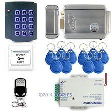 Eine komplette RFID Türschloss Access Control System Kit + elektronische Lock No Modus(China (Mainland))