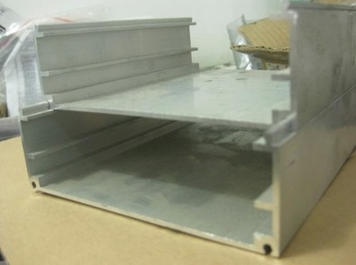 width122mmheight 40mm hard disk box section bar(China (Mainland))