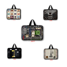 """Neoprene 15"""" 15.4"""" 15.5"""" 15.6"""" inch Laptop Bag Notebook Sleeve Pouch Bag For Apple A1150 LB15-24277"""
