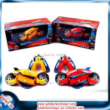 2015 hot new cartoon remote control car motorcycle whiptails children toy car remote control automobile rc race car(China (Mainland))