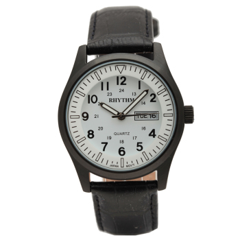 Здесь можно купить  RHYTHM watch japan Quartz watch watches men luxury brand sport dress business Fashion & Casual watch waterproof  G1101L05  Часы