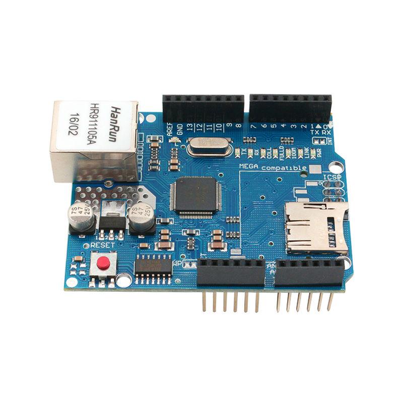 UNO Shield Ethernet Shield W5100 R3 UNO Mega 2560 1280 328 UNR R3 < only W5100 Development board for arduino(China (Mainland))