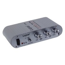 5 X Mini Car Motorcycle Hi-Fi Stereo Audio Amplifier/Super Bass Out